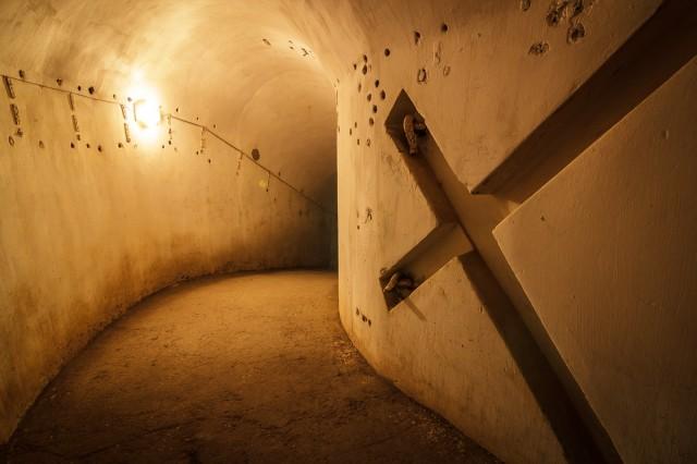 Ką slepia IX forto požemiai?