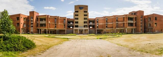 Jūrininkų ligoninės reabilitacijos centras Palangoje