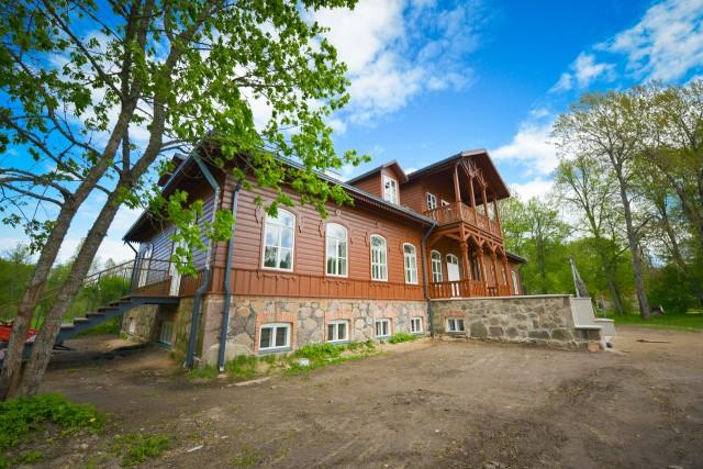 Vilkiškių dvaro rūmų atgimimas